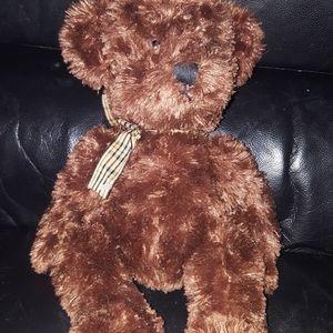 Vintage Russ tedy bear brown